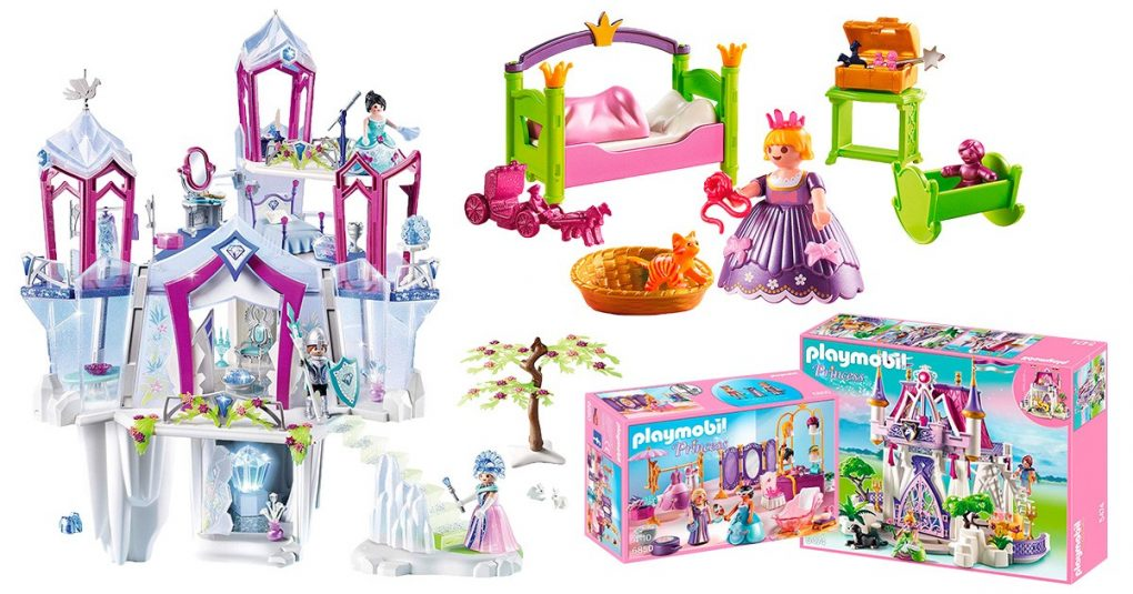 Playmobil Prinzessinnen-Sets
