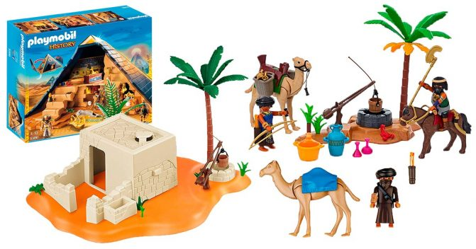 Playmobil Pyramiden-Sets