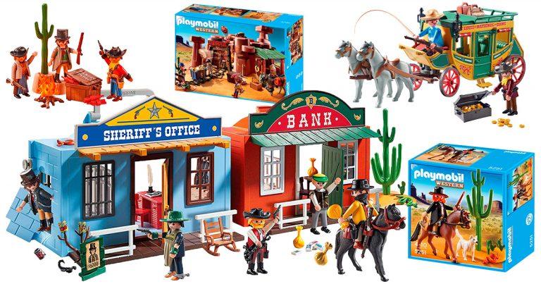 Playmobil Western-Sets