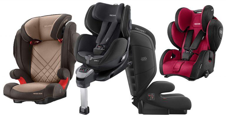 Recaro Kindersitze bis 36 kg