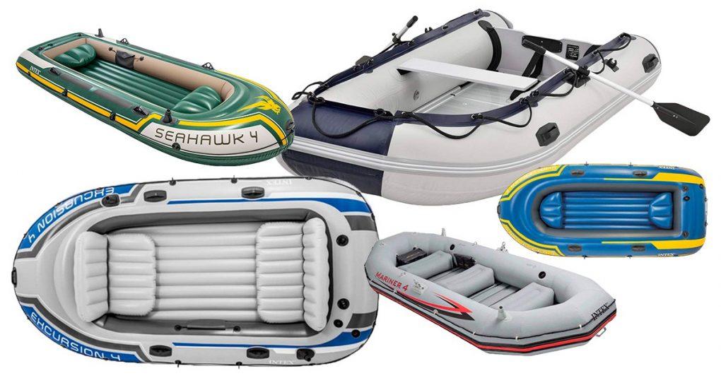 Schlauchboote für Familien