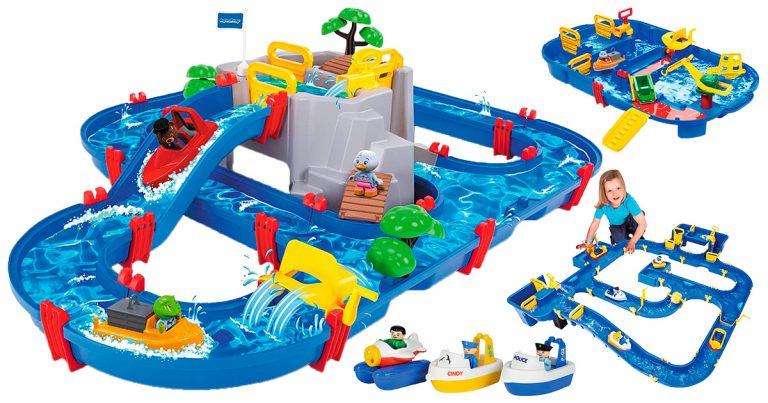 Wasserbahnen