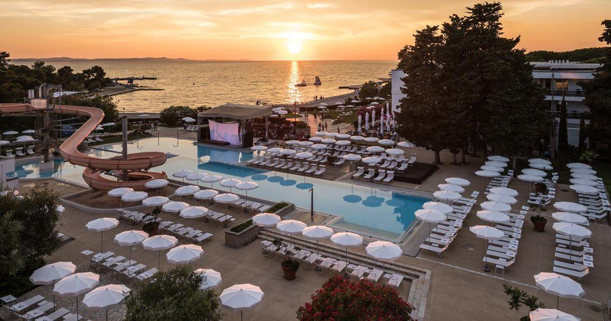 Die 5 besten Kinderhotels in Kroatien