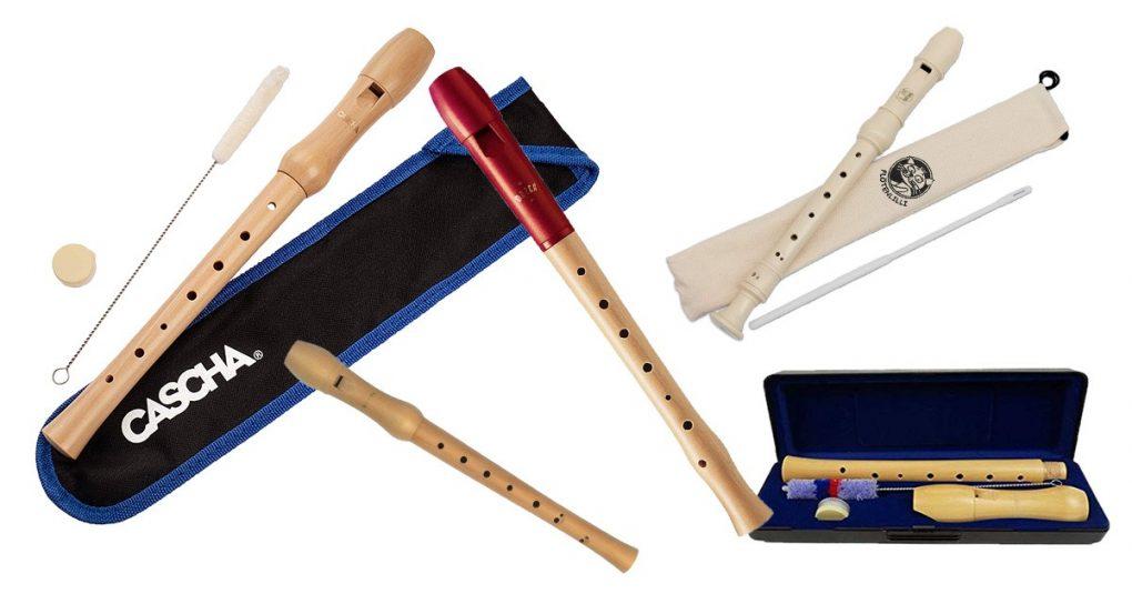 Blockflöten für Kinder