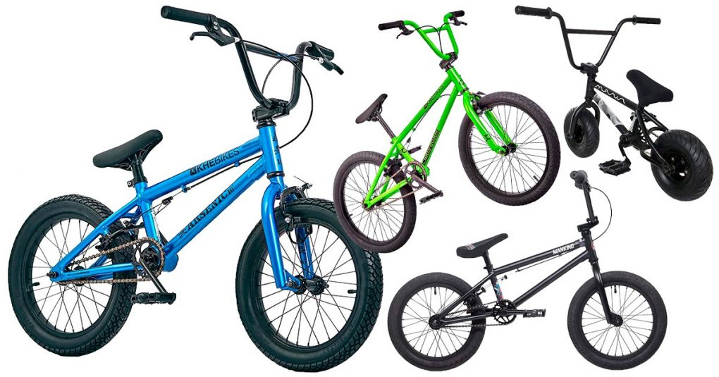BMX-Räder für Kinder