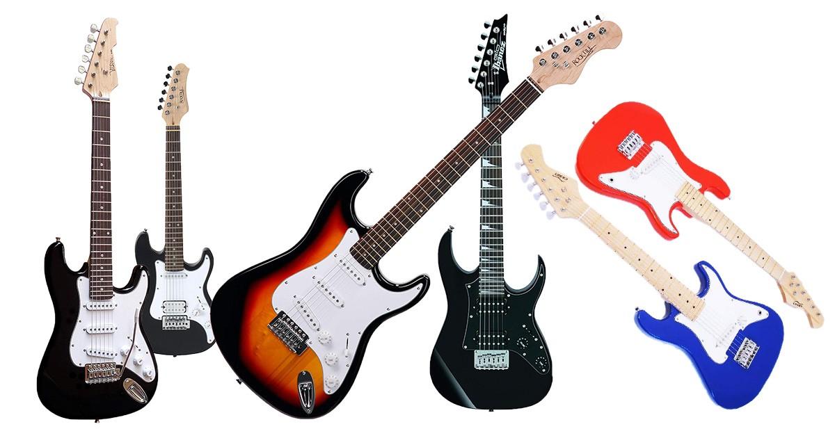 E-Gitarren für Kinder