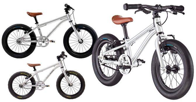 Kinderfahrräder von Early Rider