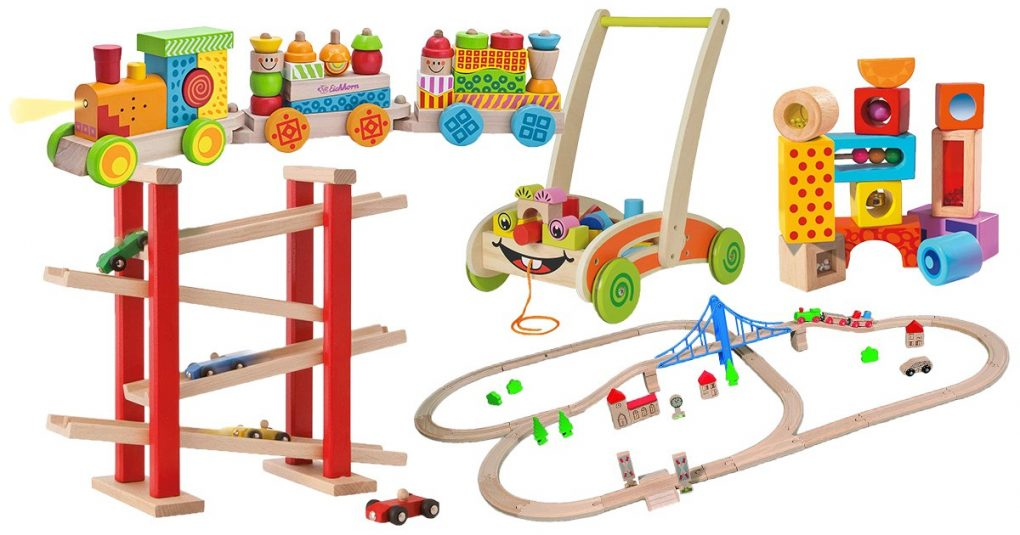 Holzspielzeug von Eichhorn