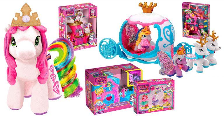 Filly Pferde-Sets