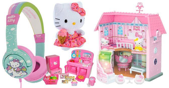 Hello Kitty-Spielsachen