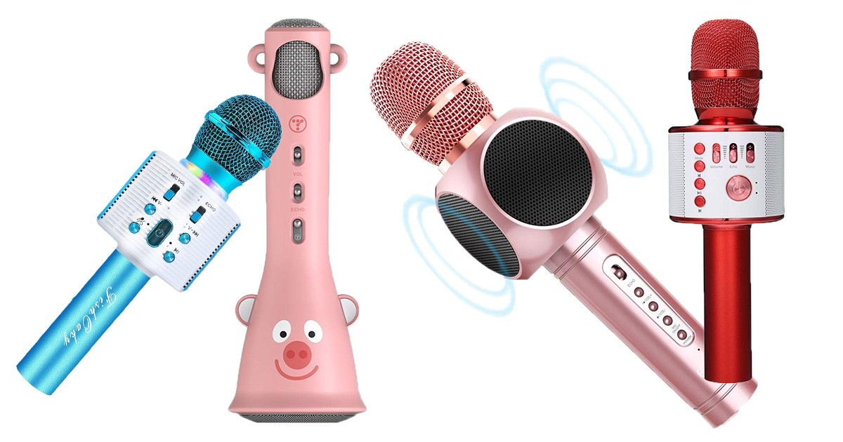 Mikrofone Kinder