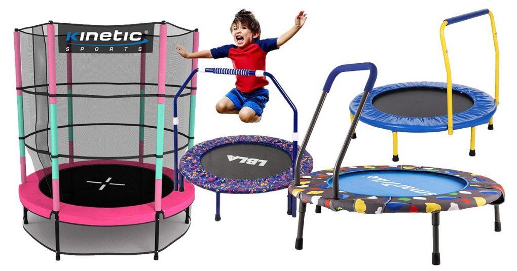 Kindertrampoline