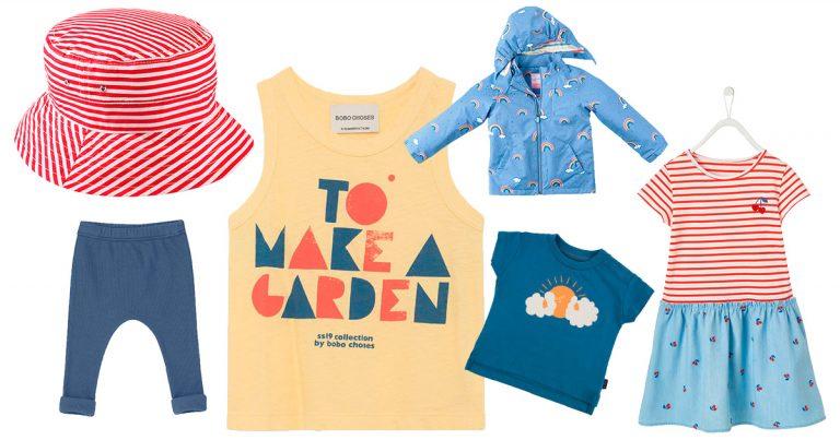 Online-Shops für Kindermode
