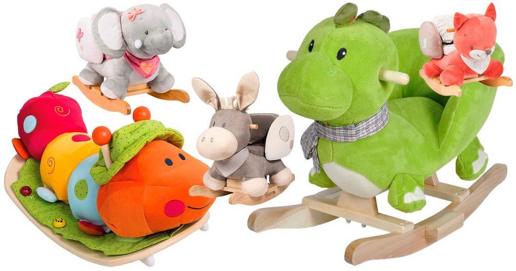 Schaukeltiere für Kinder