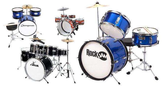 Schlagzeuge für Kinder