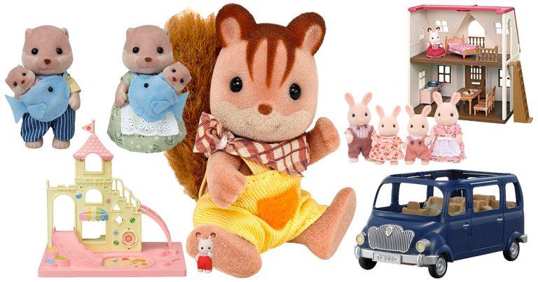 Sylvanian Families-Spielsachen