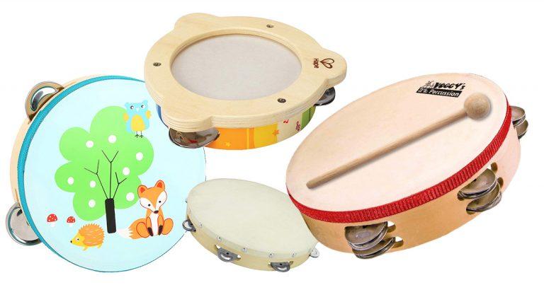 Tamburin für Kinder