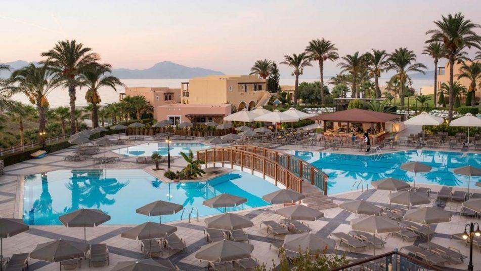 Horizon Beach Resort (Familienurlaub Griechenland)