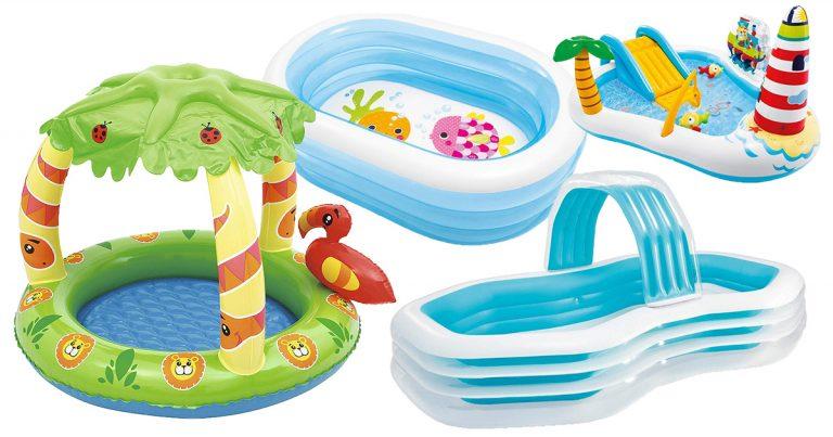 Aufblasbaren Pools für Kinder