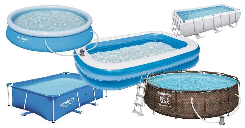 Bestway-Pools für Kinder