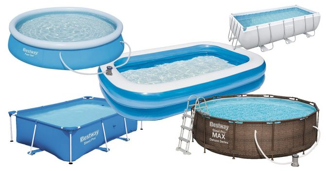 Bestway-Pools für Kinder