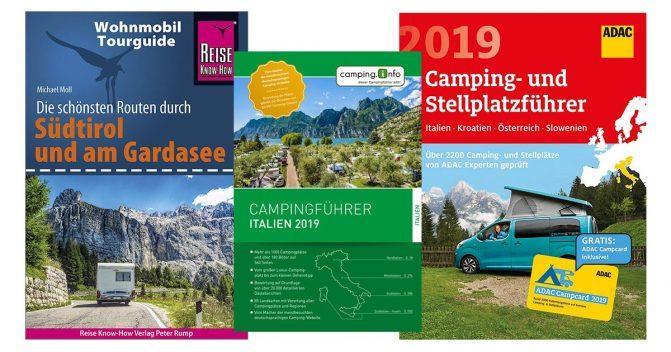 Campingführer für den Familienurlaub in Italien