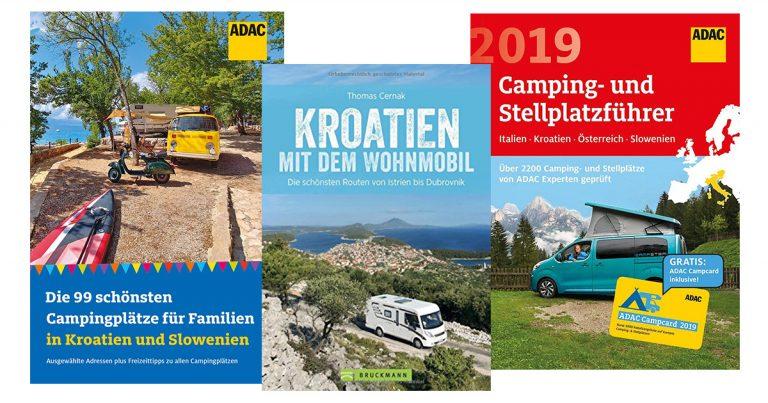 Campingführer für den Familienurlaub in Kroatien