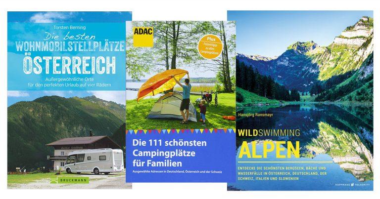 Campingführer für den Familienurlaub in Österreich