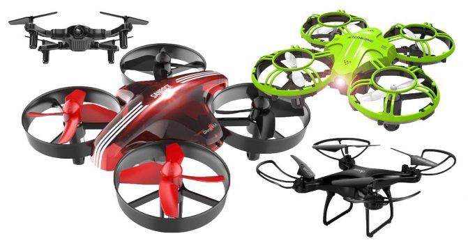 Drohnen für Kinder