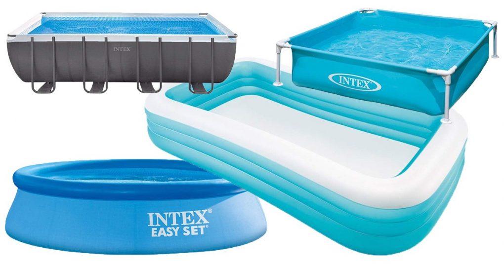 Intex-Pools für Kinder