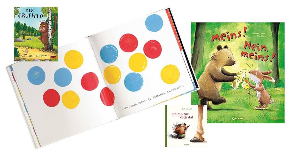 Empfohlene Kinderbucher Fur 3 Jahrige Dad S Life