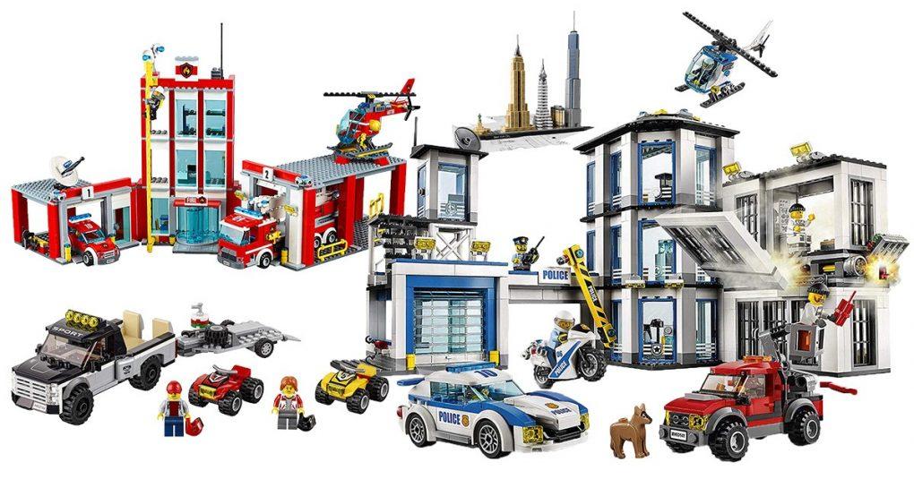 LEGO City Bausätze