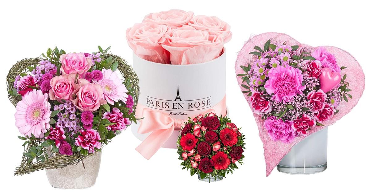 Blumensträuße zum Muttertag