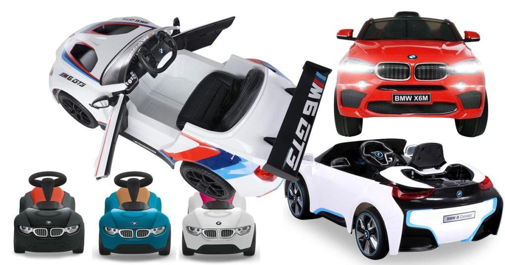 BMW-Kinderautos