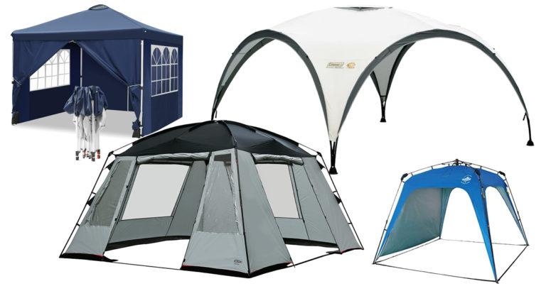 Camping-Pavillon