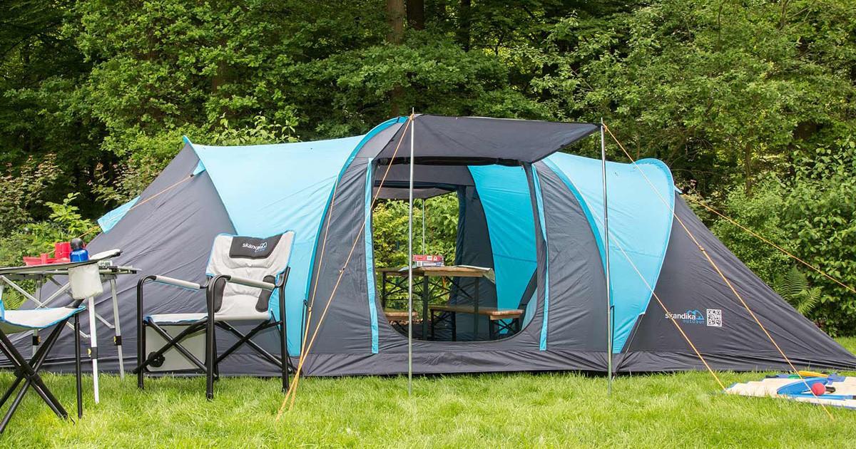 Campinzubehör für Familienurlaub