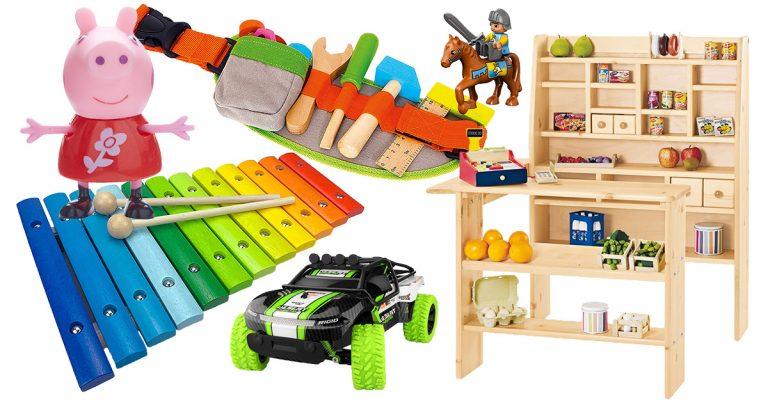Ratgeber: Geschenke für Kinder