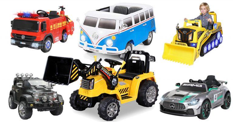 Kinderelektroautos