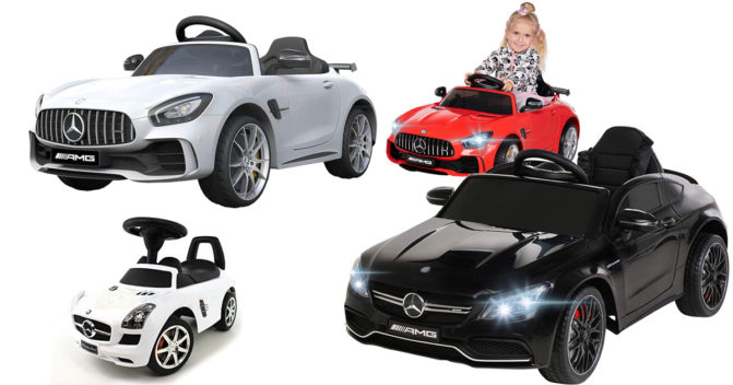 Mercedes-Kinderautos