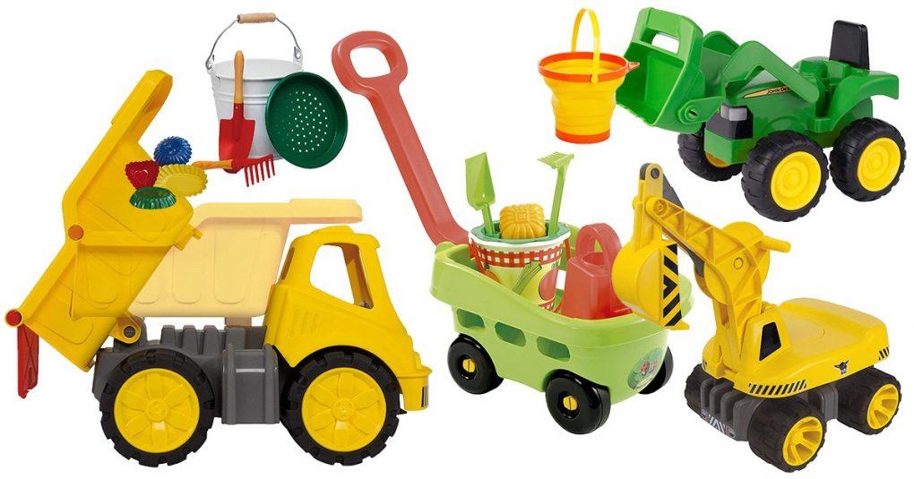 Sandspielsachen für Kinder