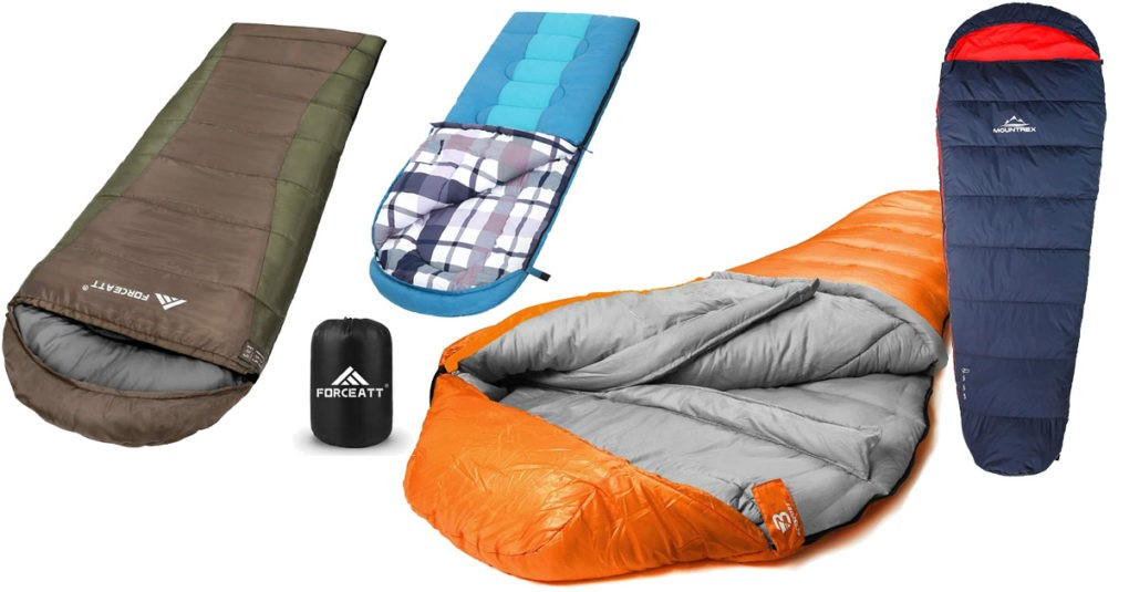 Schlafsack Campen