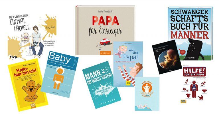 Schwangerschaftsbücher für Männer