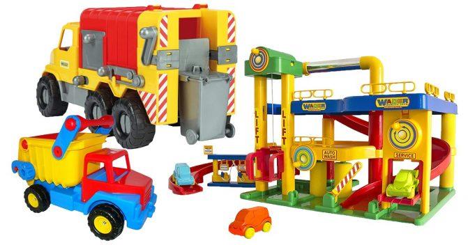Spielzeug von Wader