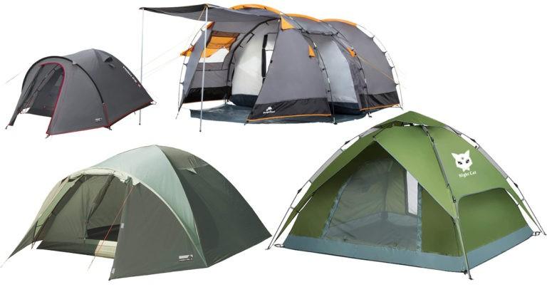 4-Mann-Zelte