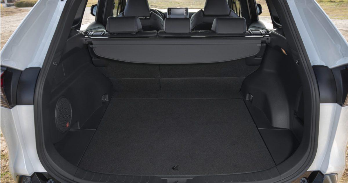 Familien-SUV: Toyota-RAV4