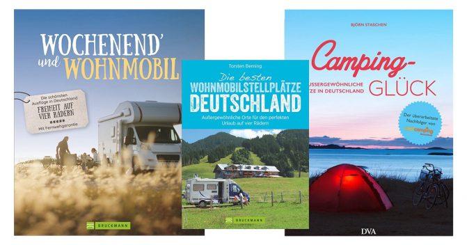 Campingführer für den Familienurlaub in Deutschland