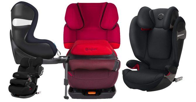 Cybex Kindersitze bis 36 kg