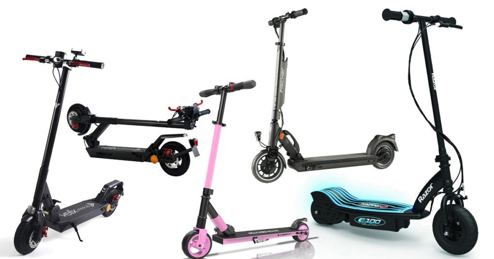 E-Scooter für Kinder