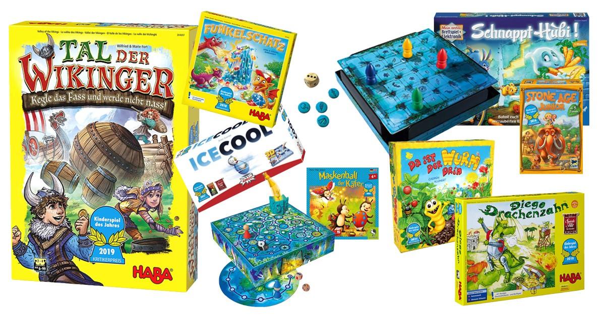 Kinderspiele Des Jahres Liste