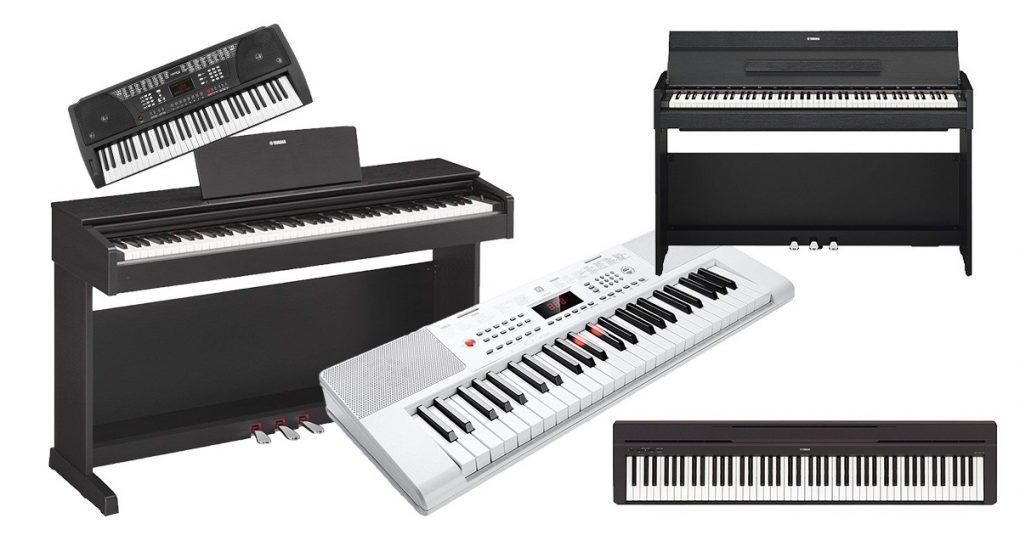 Keyboards für Kinder
